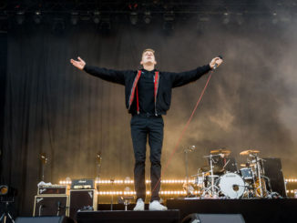 Festival - Kraftklub bei Rock am Ring 2015