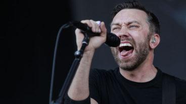 Rise Against am 13.10.2015 in der Dortmunder Westfalenhalle