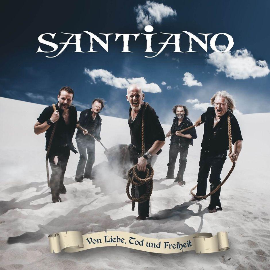 Santiano sind weiter auf Kurs und erzählen neue Geschichten