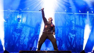 Slipknot Fotos bei Rock am Ring 2015