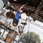 Festival - Antilopen Gang beim Vainstream Festival 2015