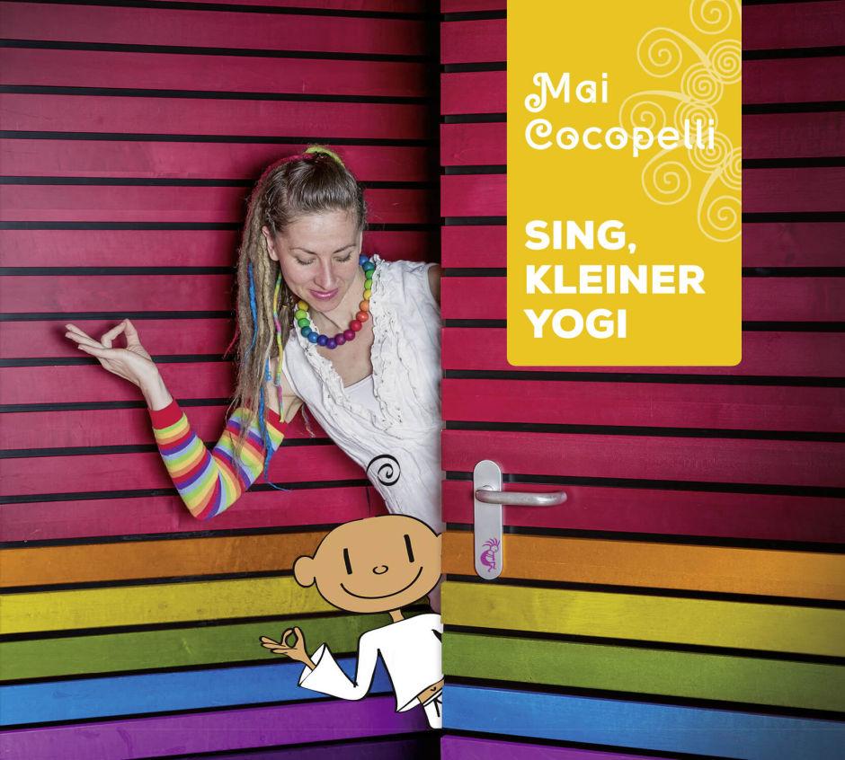 """Mai Cocopelli präsentiert ihre neue Yoga-CD """"Sing, kleiner Yogi"""""""