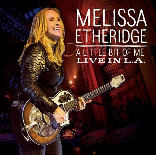 Melissa Etheridge zeigt ein kleines bisschen von sich