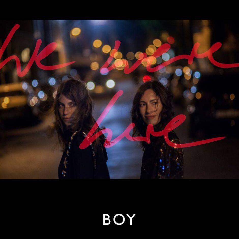 """BOY geben ihrem zweiten Studioalbum """"We Were Here"""" einen elektronischen Touch"""