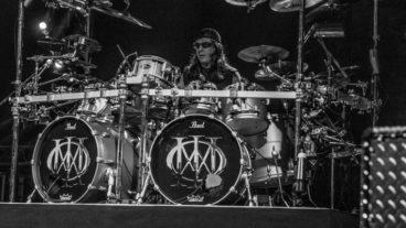 Dream Theater vor herrlicher Kulisse im luxemburgischen Beaufort