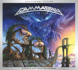 Gamma Ray Heading For Tomorrow (Anniversary Edition) bei Amazon bestellen