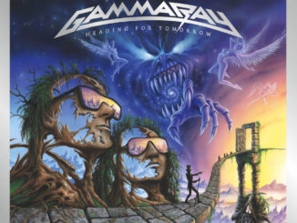 Gamma-Ray_Heading-For-Tomorrow (Anniversary Edition)_Cover