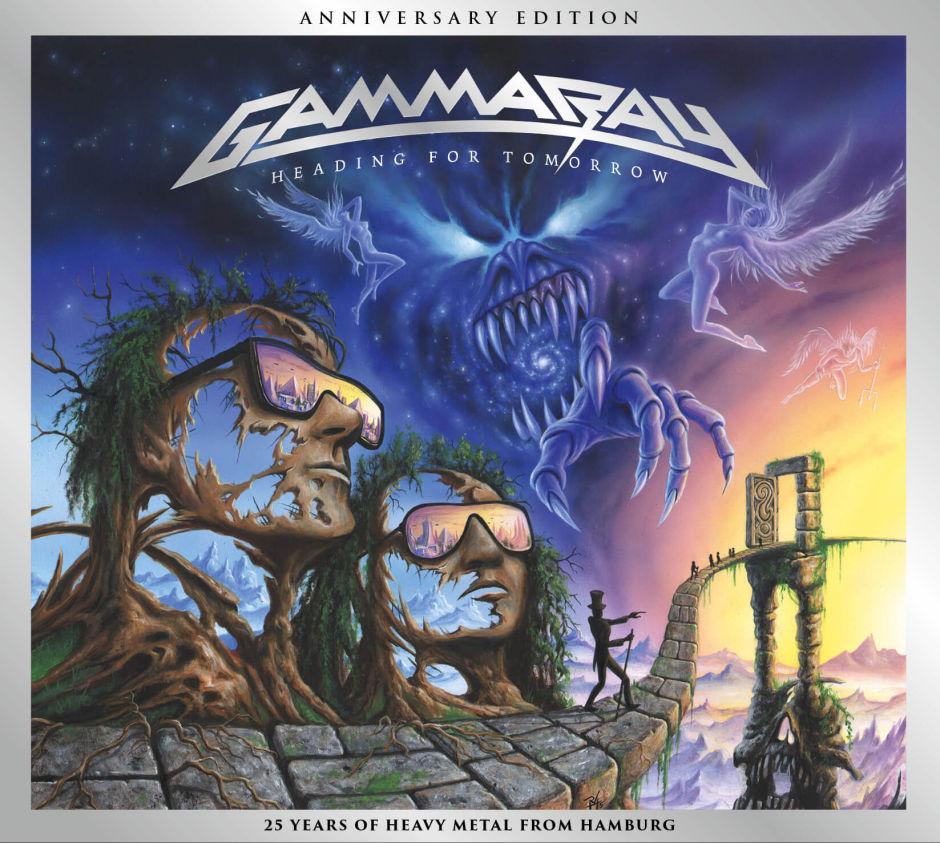 """Gamma Ray werten ihr Debüt """"Heading For Tomorrow"""" ordentlich auf"""