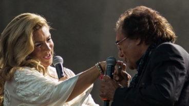 Al Bano und Romina Power am 21.08.2015 in der Berliner Waldbühne – Fotos