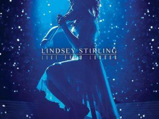 Lindsey Stirling_Albumcover
