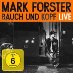 Mark Forster Bauch und Kopf live bei Amazon bestellen