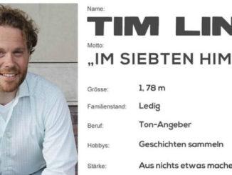 Tim Linde_Single Cover_Ausschnitt
