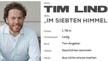 """Tim Linde mit neuer Musik: """"Im siebten Himmel"""""""