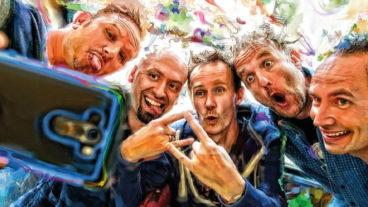 """Wise Guys – das neue Album """"Läuft bei euch"""" – Lyric Video zur Single """"Selfie"""""""