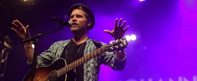 Johannes Oerding, Zeltfestival Ruhr, 02.09.2015