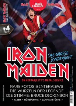 Iron Maiden Rock Classics Sonderheft  bei Amazon bestellen