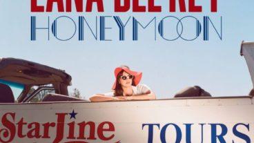 """Lana Del Rey: """"Honeymoon"""" – die dunkle Seite des Pop"""