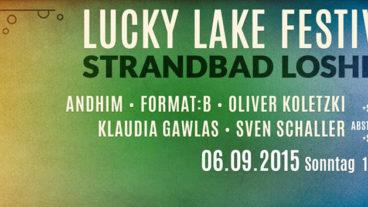 LUCKY LAKE in Losheim/Saar