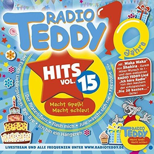 Radio Teddy: neuer Sampler zum 10jährigen