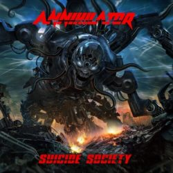 Annihilator Suicide Society  bei Amazon bestellen