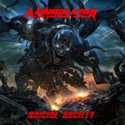 Annihilator Suicide Society  bei Amazon bestellen