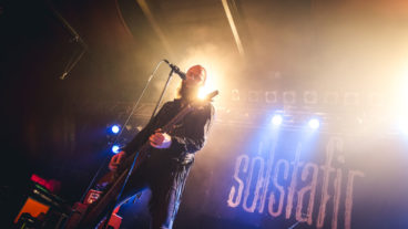 So rockt man in Island! – Sólstafir am 26.10.2015 in Köln