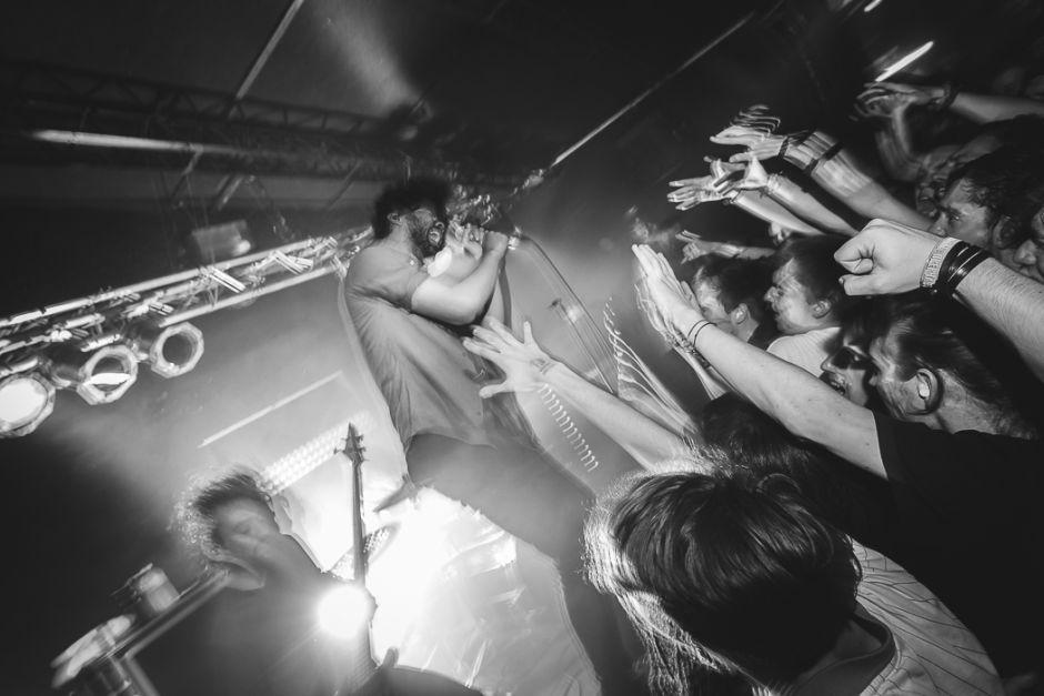 Northlane – Fotos vom 30.10.2015 im Underground, Köln