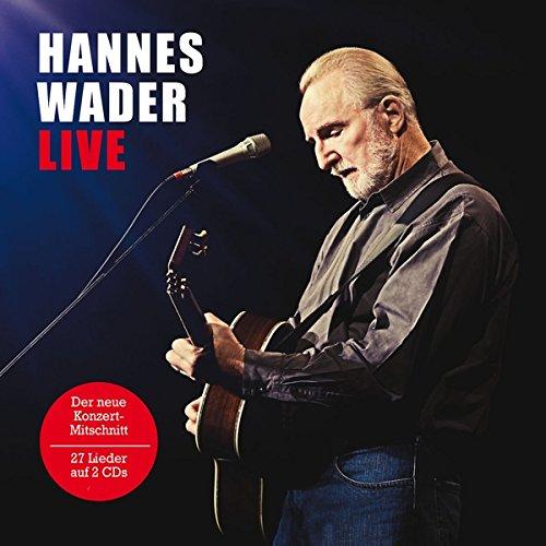 """Hannes Wader """"Live"""" – wie man allein mit Stimme und Gitarre begeistert"""