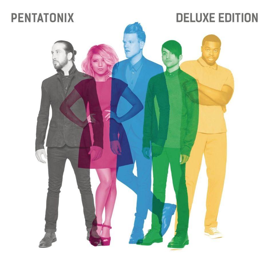 Pentatonix mit einem Album voller eigener Songs