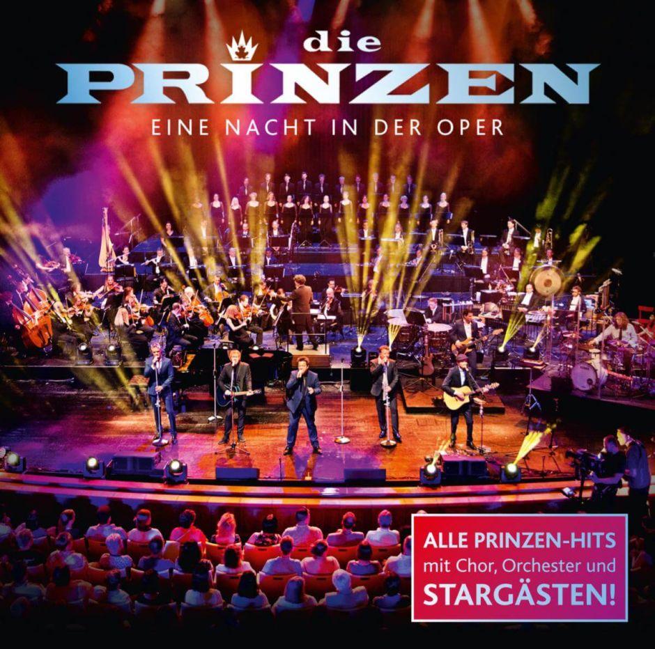 Die Prinzen feiern 1000 Jahre Leipzig: Eine Nacht in der Oper