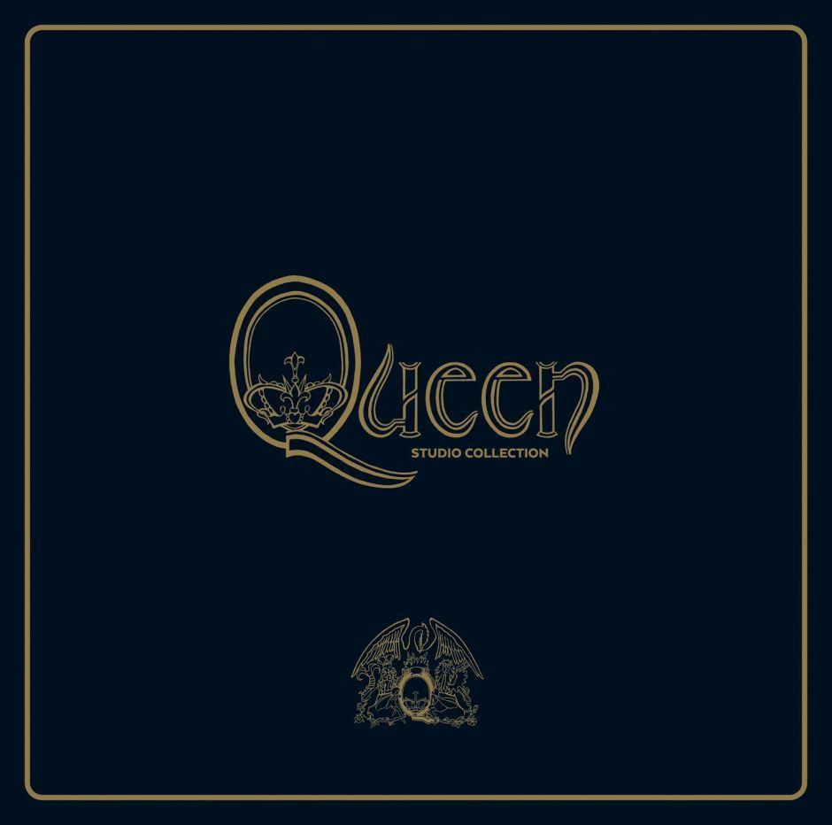 Queen: 15 Alben auf 18 Vinyl-Platten