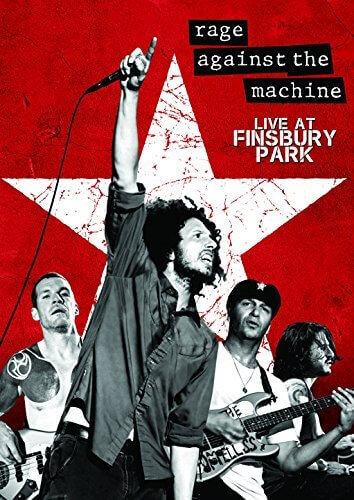 Rage Against The Machine – 2010 in Feierlaune