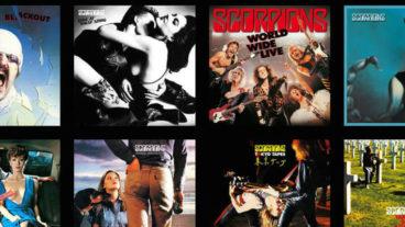 Die Reise der Scorpions geht weiter: 50th Anniversary Deluxe Editions