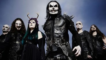Cradle Of Filth am 24.10.2015 in der Essigfabrik, Köln