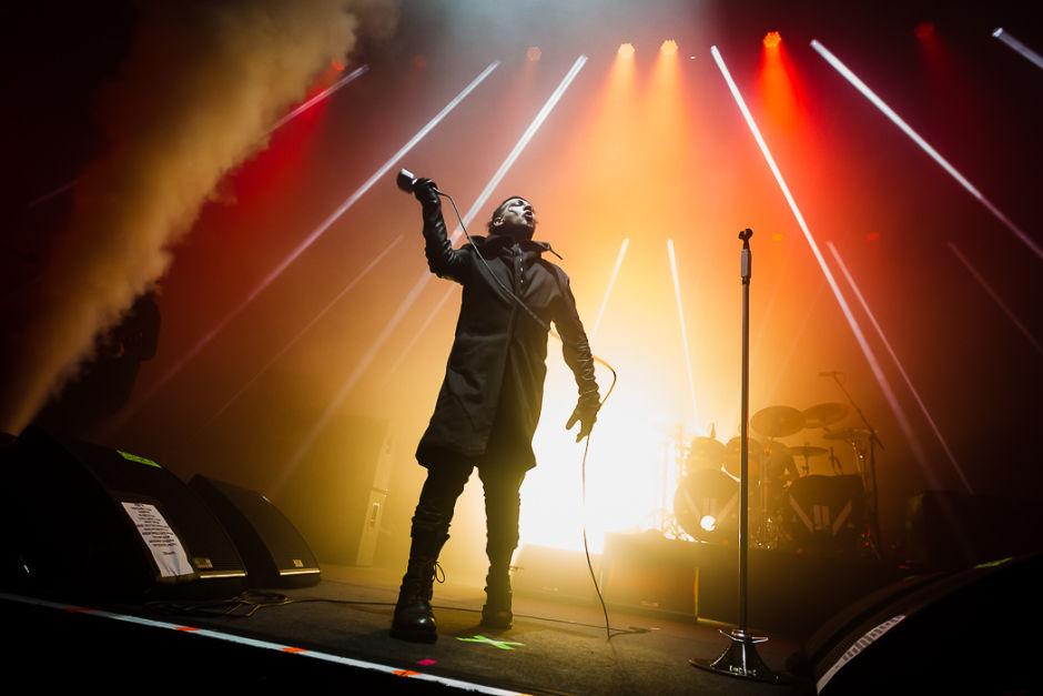 The Dope Show – Marilyn Manson am 07.11.2015 in Köln