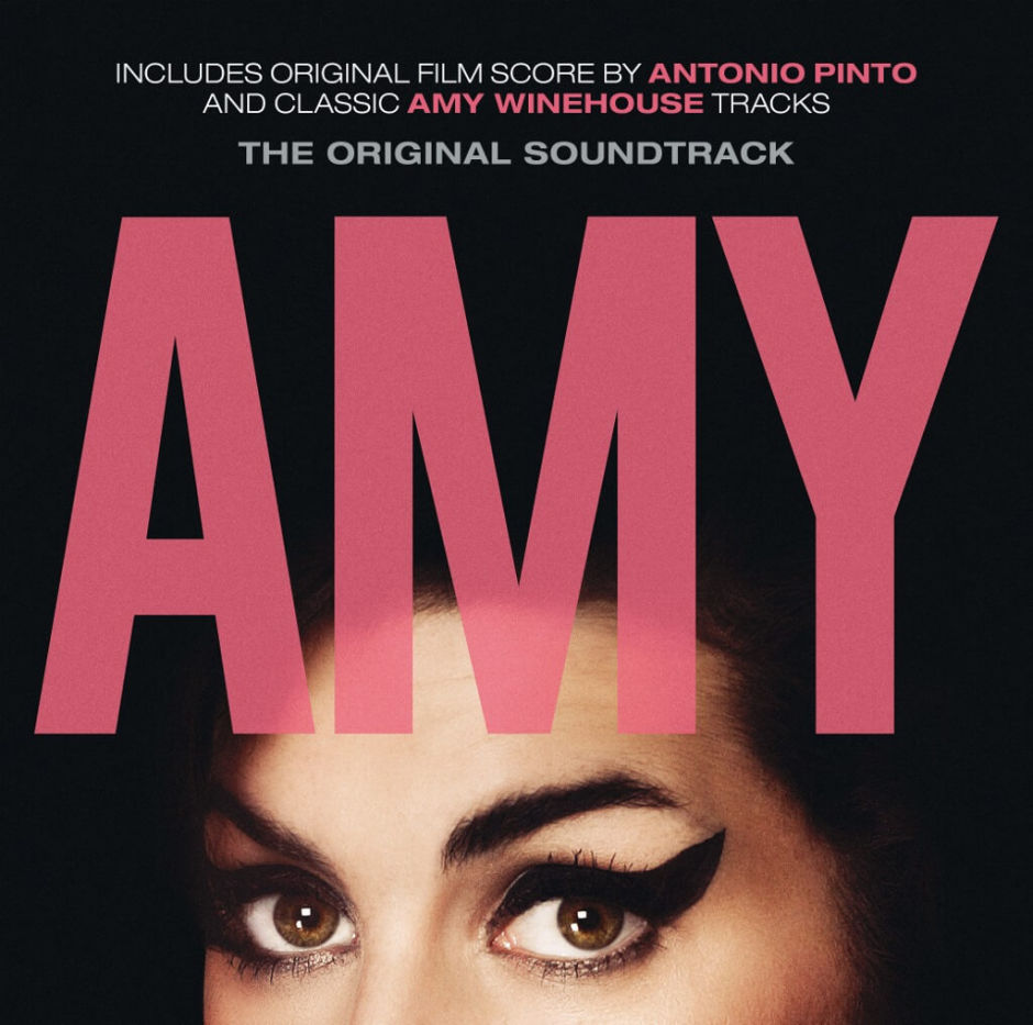 AMY - OST Cover