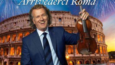 André Rieu führt uns diesmal nach Italien