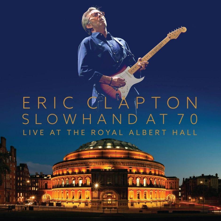 Slowhand Eric Clapton live in seinem Londoner Wohnzimmer