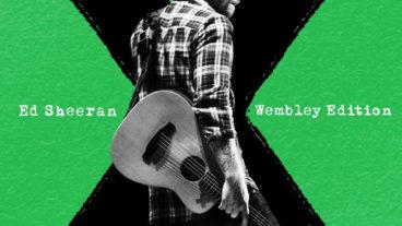 """Ed Sheerans zweites Album """"X"""" als """"Wembley Edition"""" mit Konzertfilm"""
