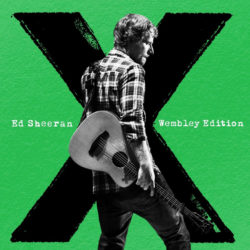 Ed Sheeran X - Wembley Edition bei Amazon bestellen
