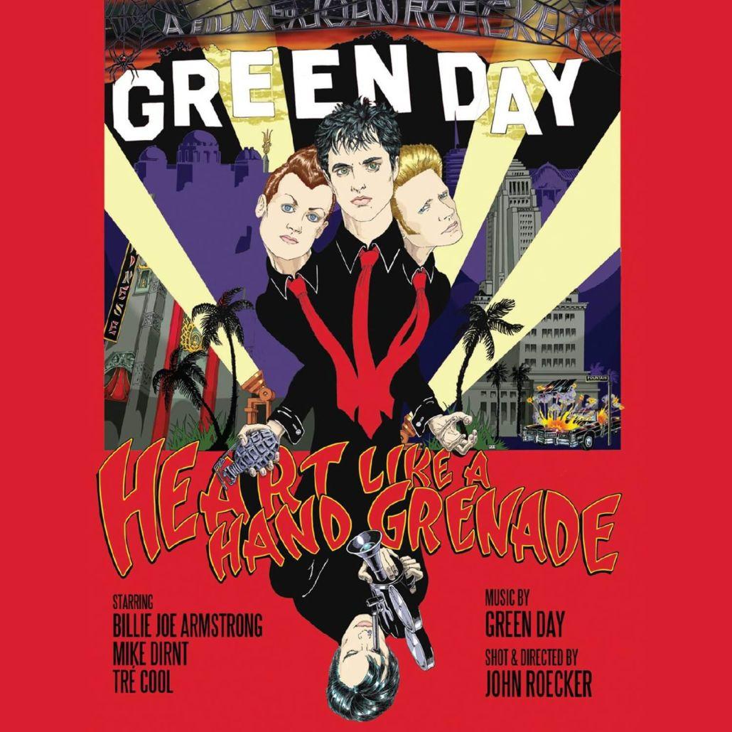 Green Day präsentieren die verschollen geglaubte Doku zur Entstehung von