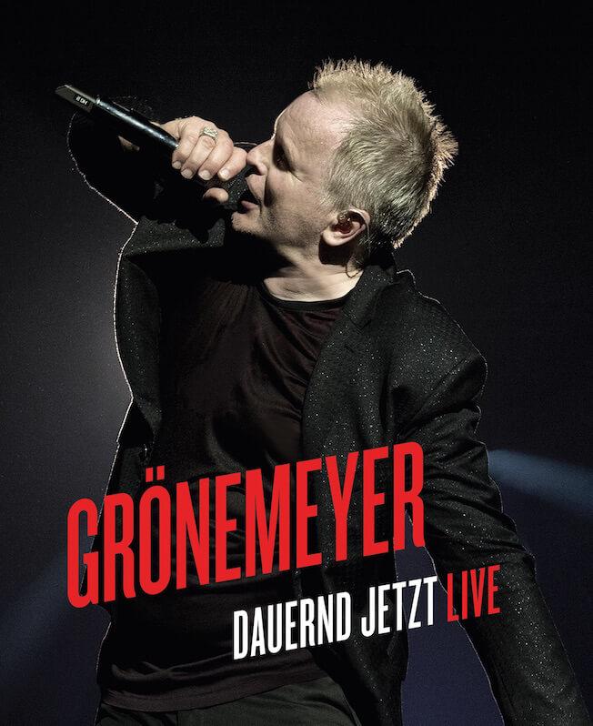 """Herbert Grönemeyer mit neuer live DVD """"Dauernd jetzt"""""""
