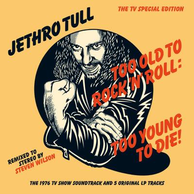Jethro Tull: niemals zu alt für Rock'n'Roll