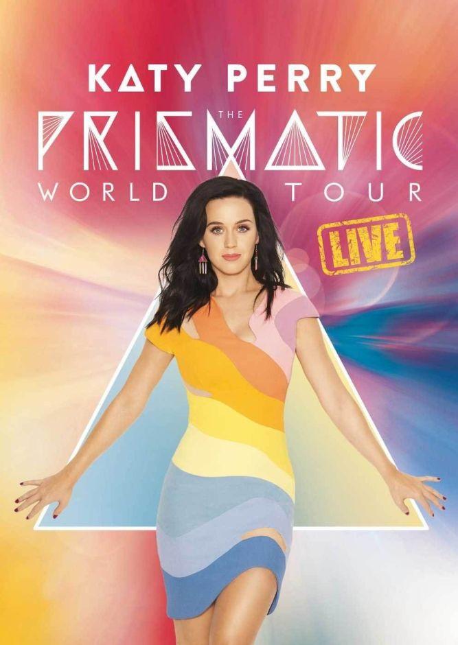 Ein neuer Konzertfilm beleuchtet das Phänomen Katy Perry