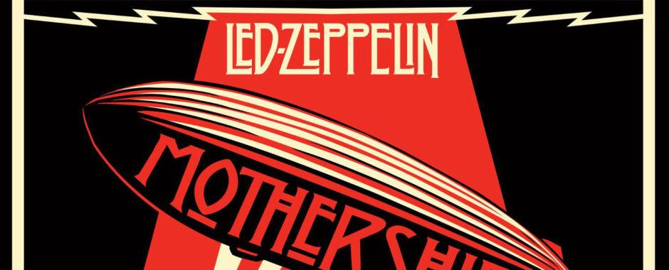 "Led Zeppelin: ""Mothership"" – Das ultimative Best Of remastert auf Vinyl"