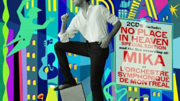 "Mika präsentiert ""No Place In Heaven"" als Special Edition"