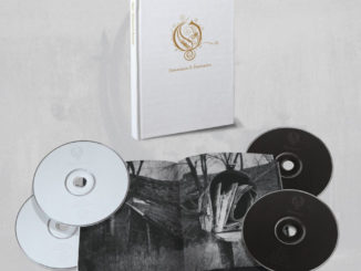Opeth  Packshot