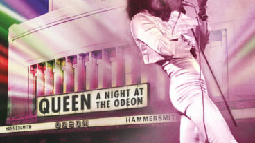 "Queen: ""A Night At The Odeon"" 1975 – von nun an nur noch bergauf"