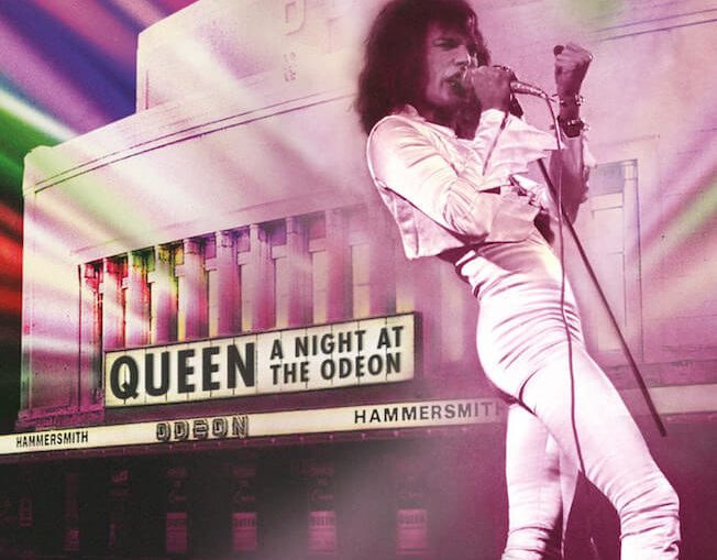 Queen Live At The Odeon