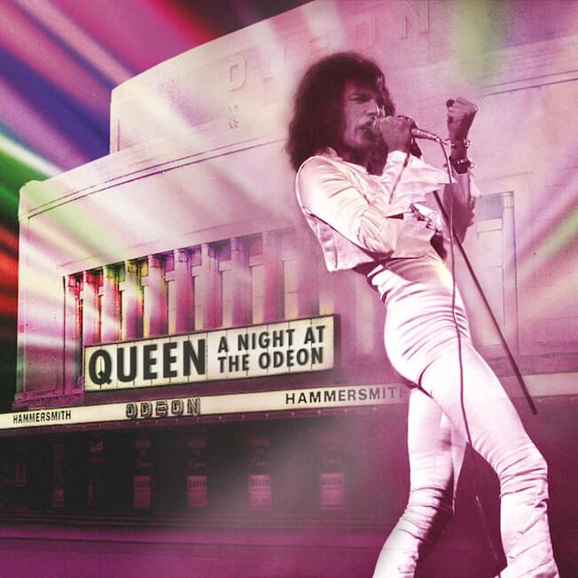 """Queen: """"A Night At The Odeon"""" 1975 – von nun an nur noch bergauf"""
